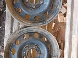 Диски 61/2J 15 r15 5 120 bmw opel kromag/kfz-rader lw 9400