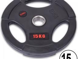 Диски и грифы Блины (диски) d-51мм Life Fitness15кг