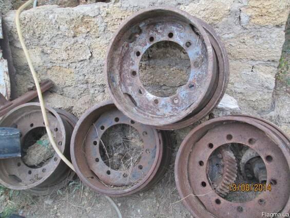 Диски колесные на грузовики(МАЗ,ЗиЛ,прицеп)