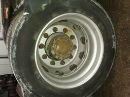 Диски колесные R 22,5