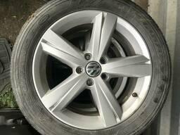 Диски колёсные Volkswagen Passat B7 USA