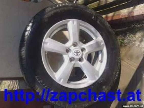 Диски литые б/у Toyota Auris, Avensis, Camry, Corolla, Rav-4