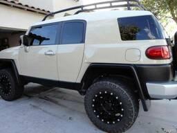 Диски для внедорожников Toyota Land Cruiser