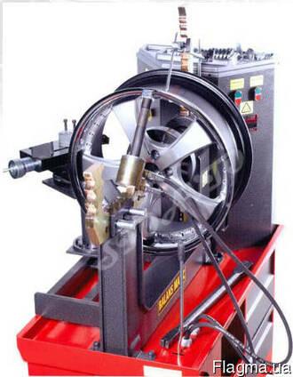Дископрав Balasmatik (Турция), рихтовка литых дисков