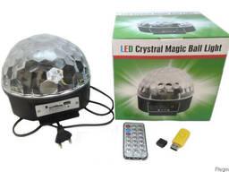 Дискошар светодиодный с МП3 плеером Magic Ball