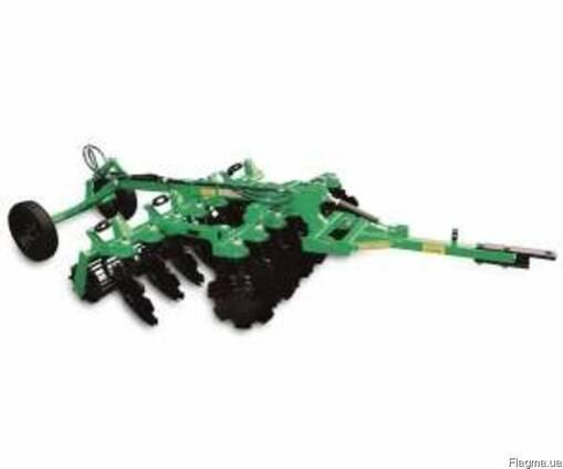 Агрегат почвообрабатывающий полунавесной АГН-2,5