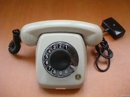 Дисковый телефон СВ-740 Elektrim производства Польша