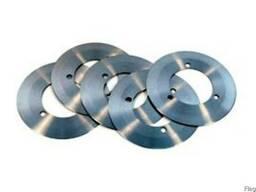 Ножи дисковые, изготовление дисковых ножей, производство