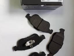 Дисковые тормозные колодки LPR