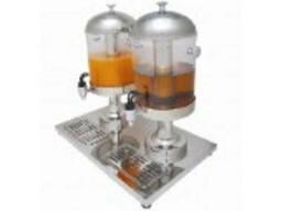 Диспенсер для соков, объем 16 л (2х8 л)