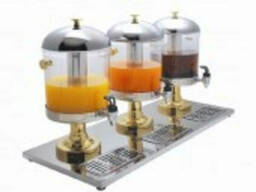 Диспенсер для соков, объем 24 л (3х8л)