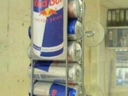 Дисплей гравитационный  для жб банок Red Bull