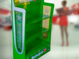 Дисплей торговый для Heineken