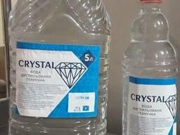 Дистилированная вода, фасованная