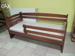 """Дитяче ліжко з бука """"Карлсон"""" - фото 3"""