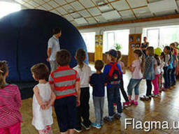 Дитячий денний табір Канікули - з користю!