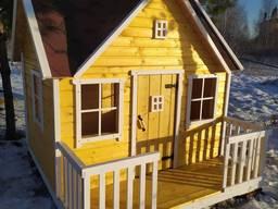 Дитячий ігровий будинок