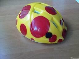 Дитячий вело шлем 52 см