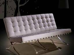 Диван для посетителей (диван дизайнерский) Барселона