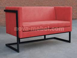 Диван лофт loft для кафе, кресла, мебель лофт в кальянную