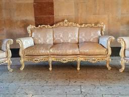 Диван та два крісла барокко