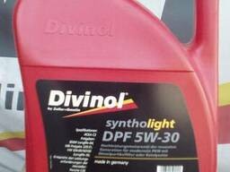 Divinol syntholight DPF 5W-30 кан 5л.