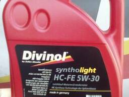 Divinol syntholight HC-FE 5 W-30 кан4л.