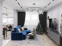 Дизайн інтер'єру квартир, будинків