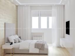 Дизайн интерьера в квартире 80 квадратных метров Одесса