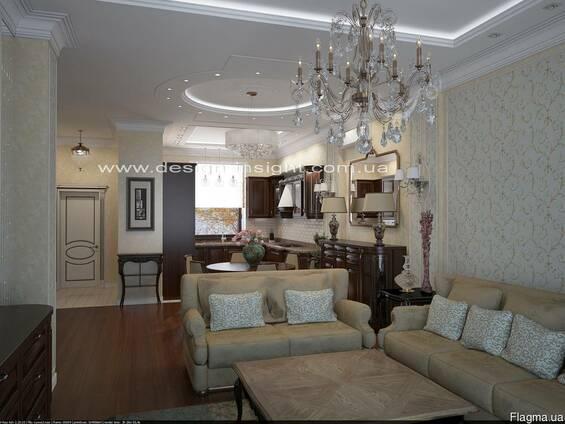 Дизайн интерьера в Севастополе. Дизайн интерьера в Крыму.