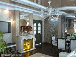Дизайн интерьеров и экстерьеров помещений