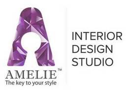 """Курси дизайну інтер'єрів від дизайн-студії """"Amelie""""."""