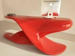 Дизайнерская мебель действительно смотрится красиво, и бывае