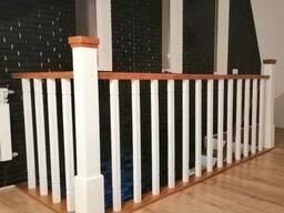 Дизайнерские лестницы для дома из чистого дерева