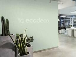 Дизайнерские фотообои с рельефом и структурой в корпоративном стиле Logo 610 см х 410 см