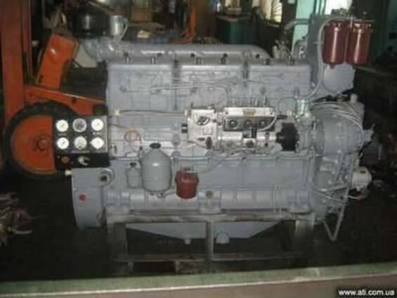 Дизель-генератор 50 кВт К-457 и ЗИП