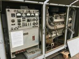 Дизельный генератор АД-100 (ЯМЗ-238М2)