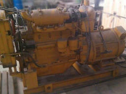 Дизель-генератор ДЭК-251 / 100 кВт двигатель К661 (Токмак)