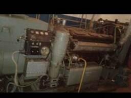 Дизель генератор дизельная станция 1д6 6чн12 шкода ДГ ДГР