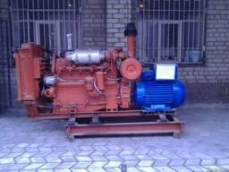 Дизель-генератор ЭД-100