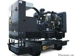 Дизель генератор JCB G115X
