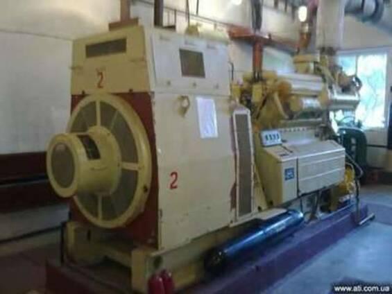 Дизель-генератор КАС-500