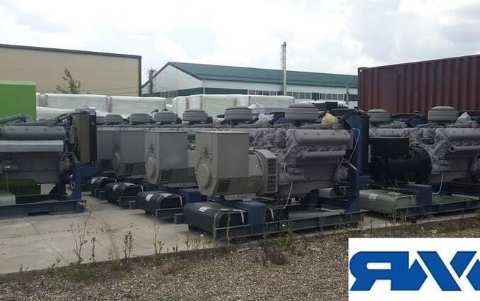 Дизельная электростанция АД160-Т400 160 кВт ЯМЗ