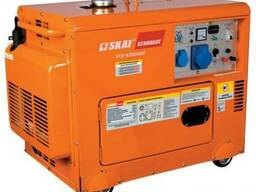 Дизельная электростанция УГД-5300ЕК 5.3 кВт