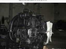 Дизельный двигатель Д-245