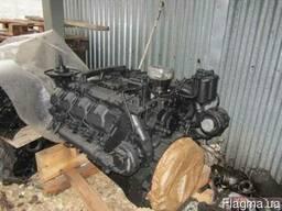 Дизельный двигатель КАМАЗ 740.11-1000-400 240 л. с.
