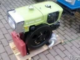 Дизельный двигатель на мотоблок\мототрактор S195