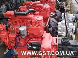 Дизельный двигатель мотор двигун МТЗ 80 Д240 с КПП ЗИЛ