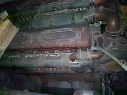 Дизельный двигатель В-58-7МС.