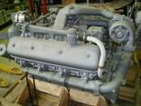 Дизельный Двигатель ЯМЗ 238 Д-1 - фото 1